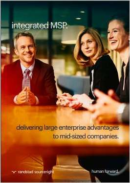 Integrated MSP: Delivering Large Enterprise Advantages to Mid-Sized Companies