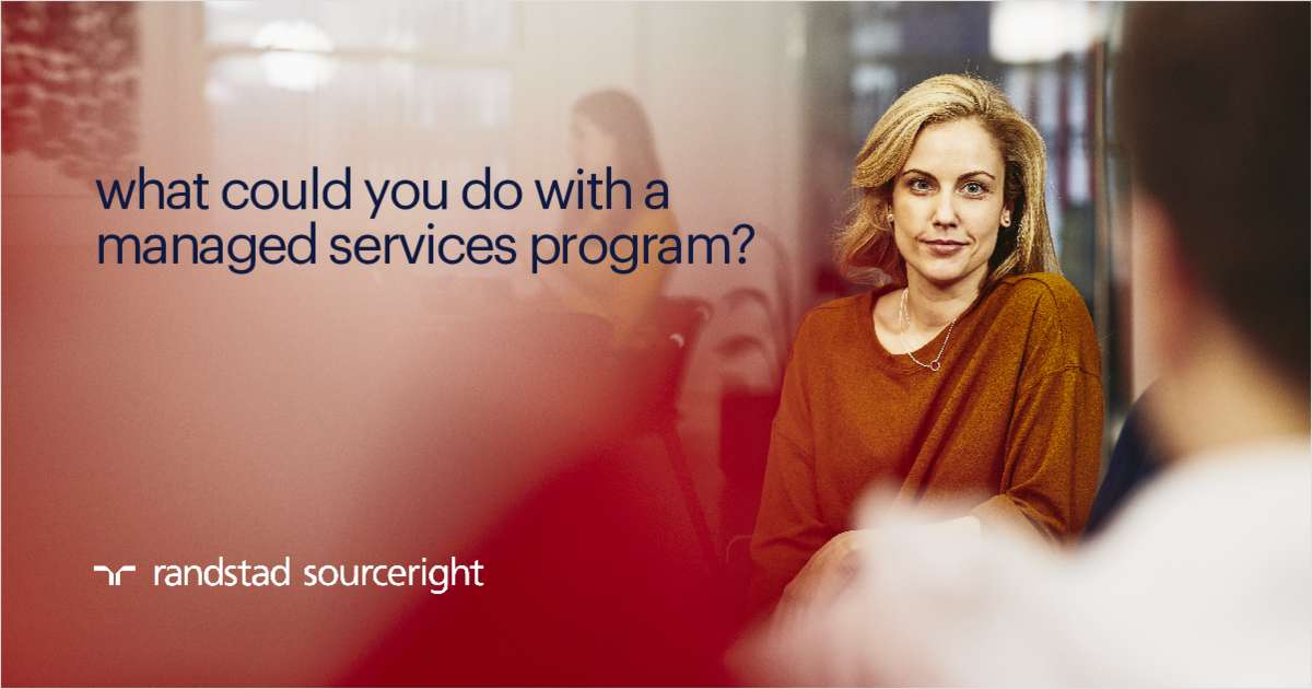 What Could You Do with a Managed Services Program?
