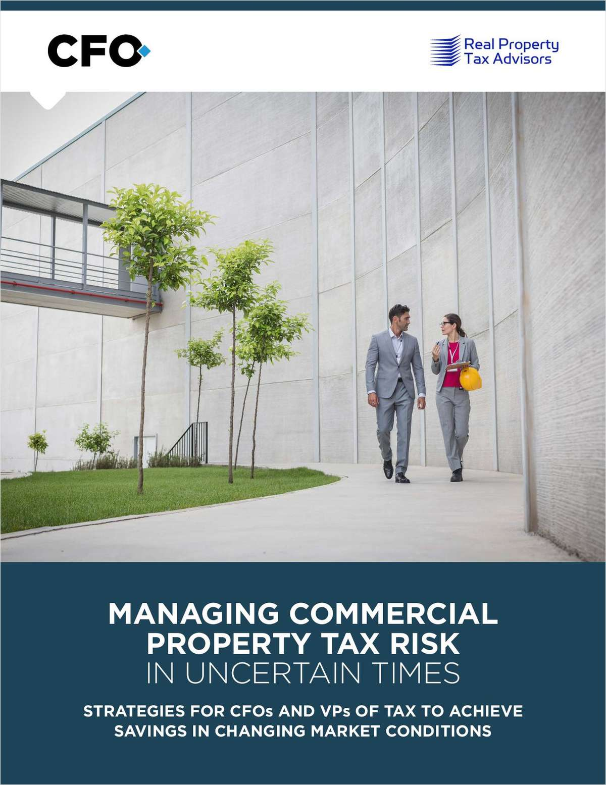 Managing Commercial Property Tax Risk Uncertain Times