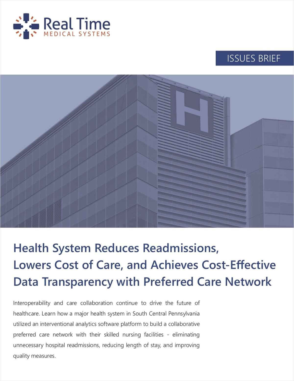 Achieving Post-Acute Interoperability to Improve Care Outcomes