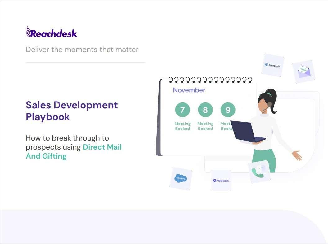 Sales Development Playbook