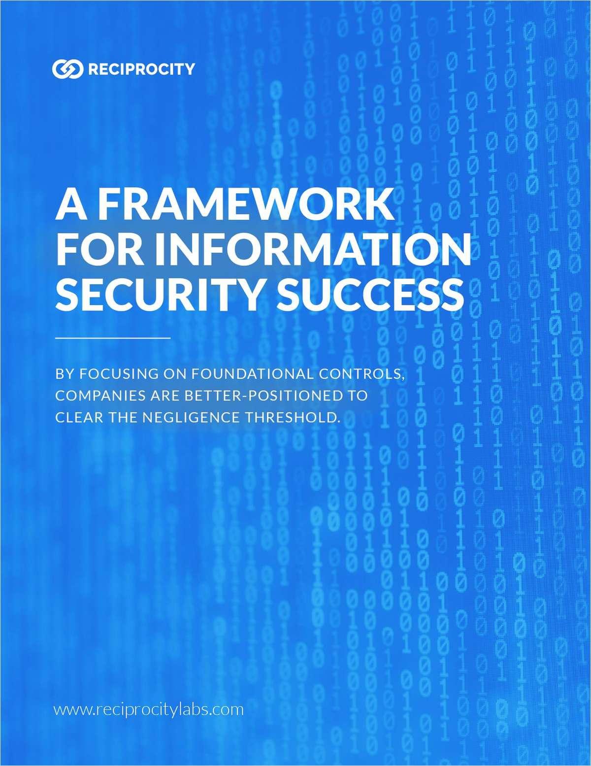 A Framework for Information Security Success