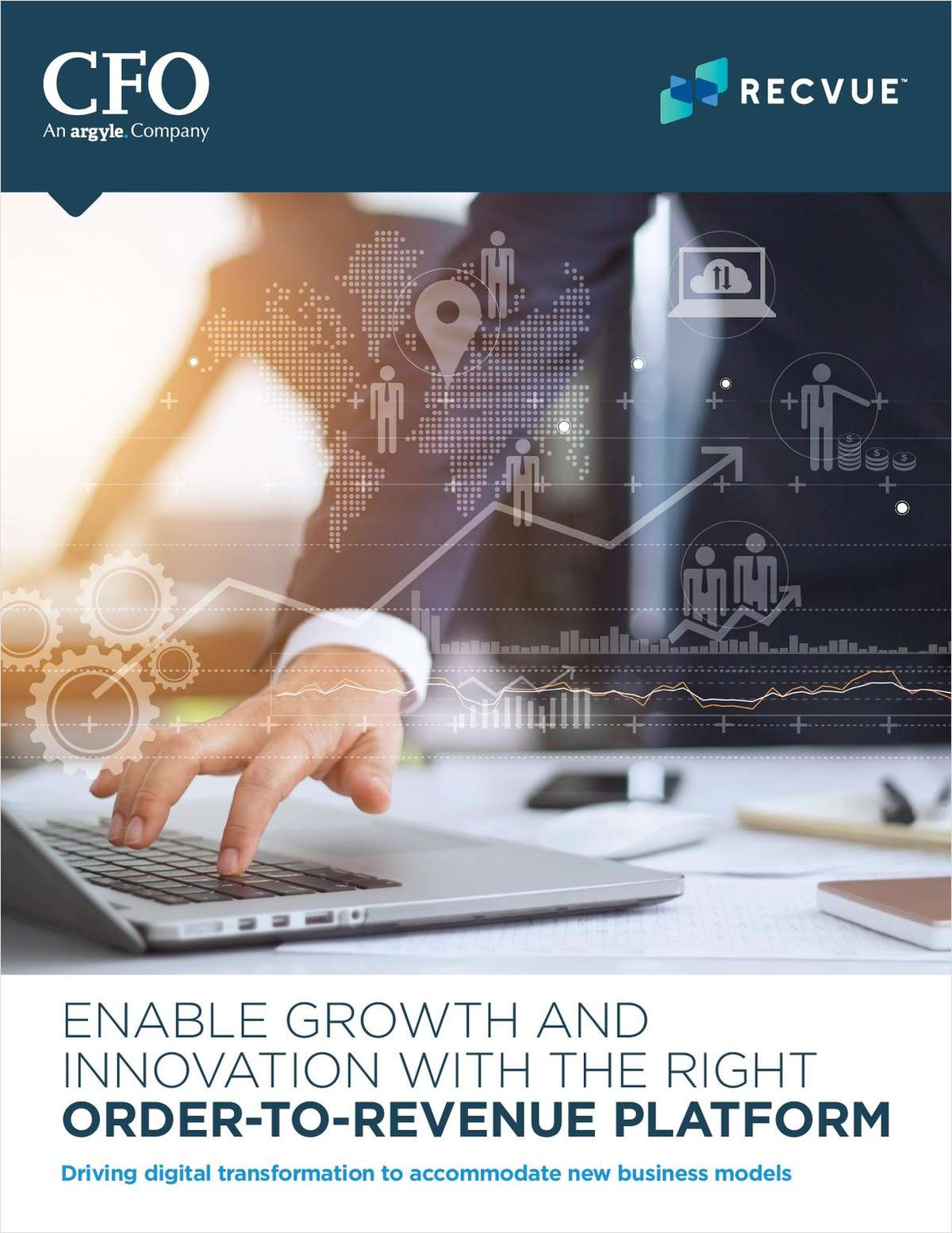 Enable Growth and Innovation With the Right Order-To-Revenue Platform