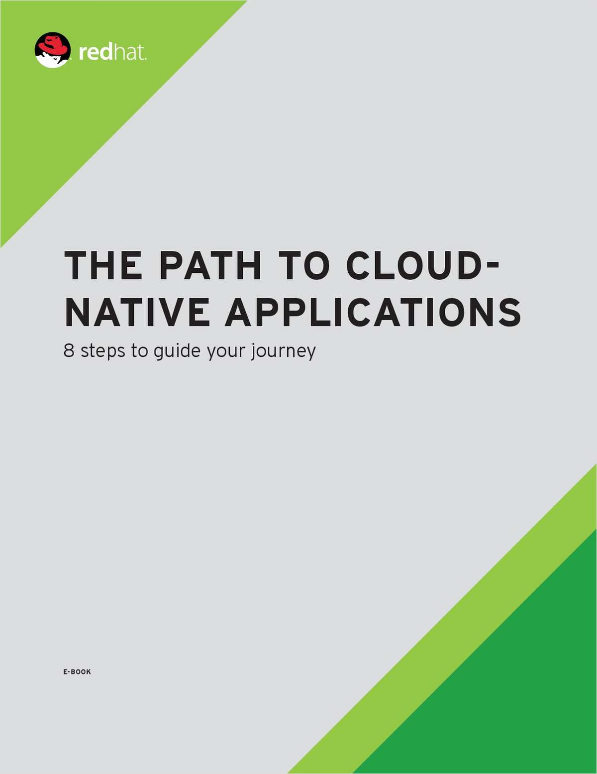 The path to cloud native applications