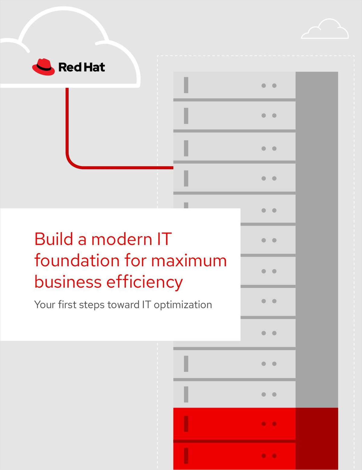 Build a modern IT foundation for maximum business efficiency
