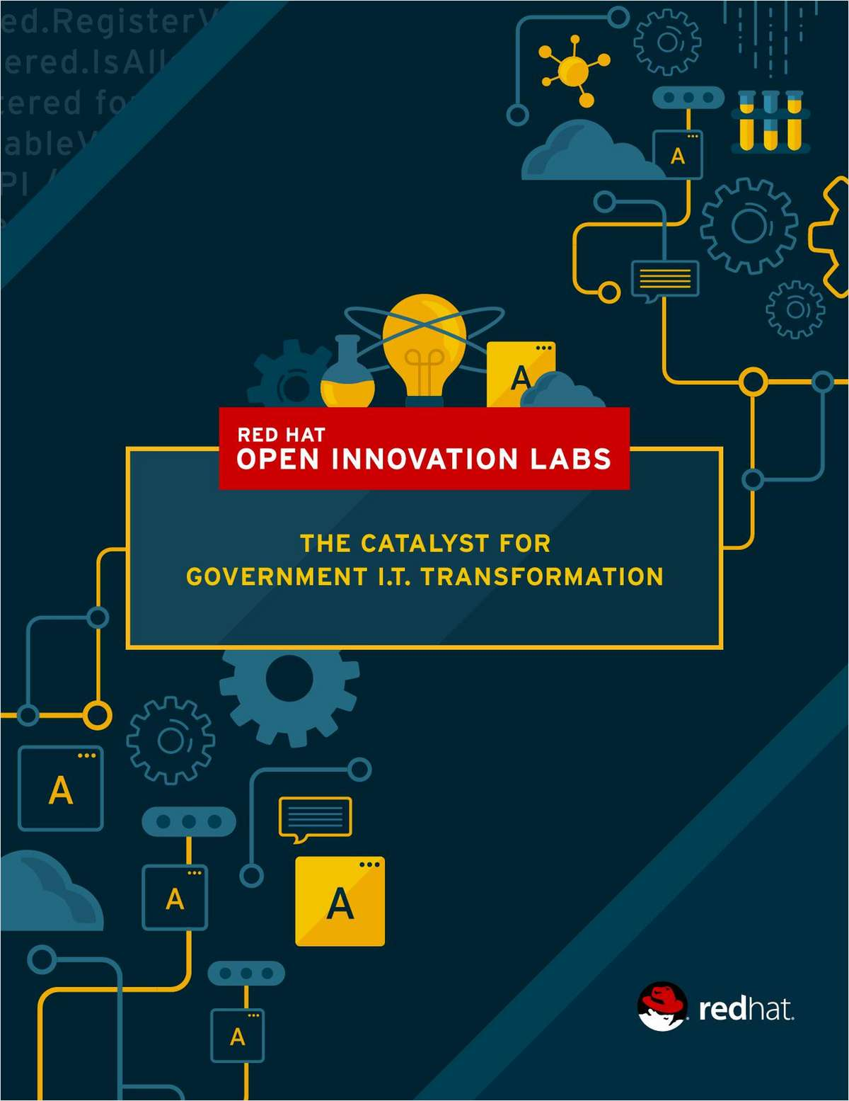 Open Innovation Labs: The Catalyst for Government I.T. Transformation