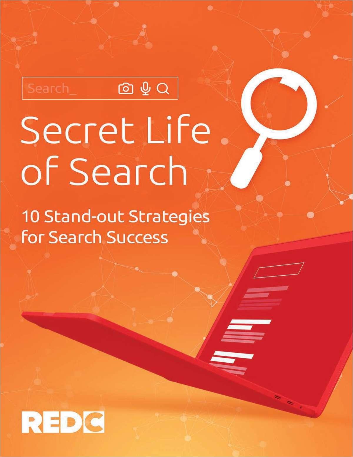 Secret Life of Search