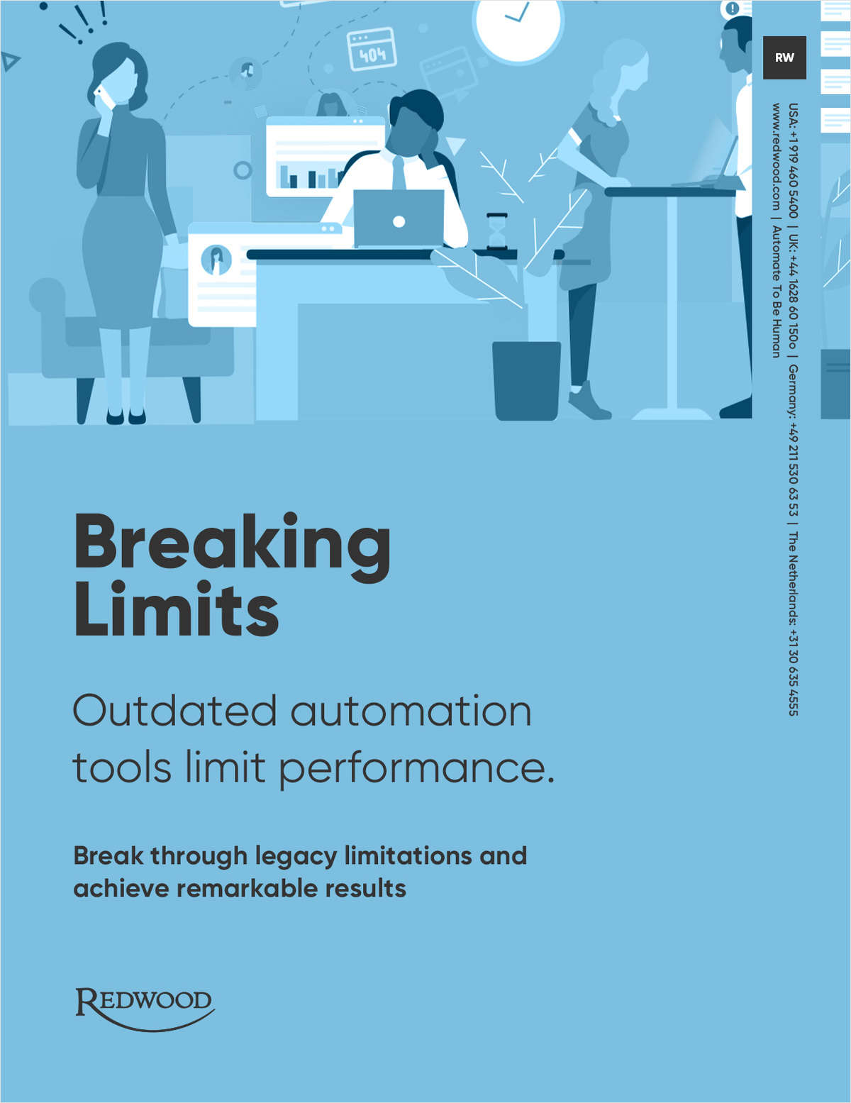 Breaking Limits: Outdated Automation Tools Limit Performance