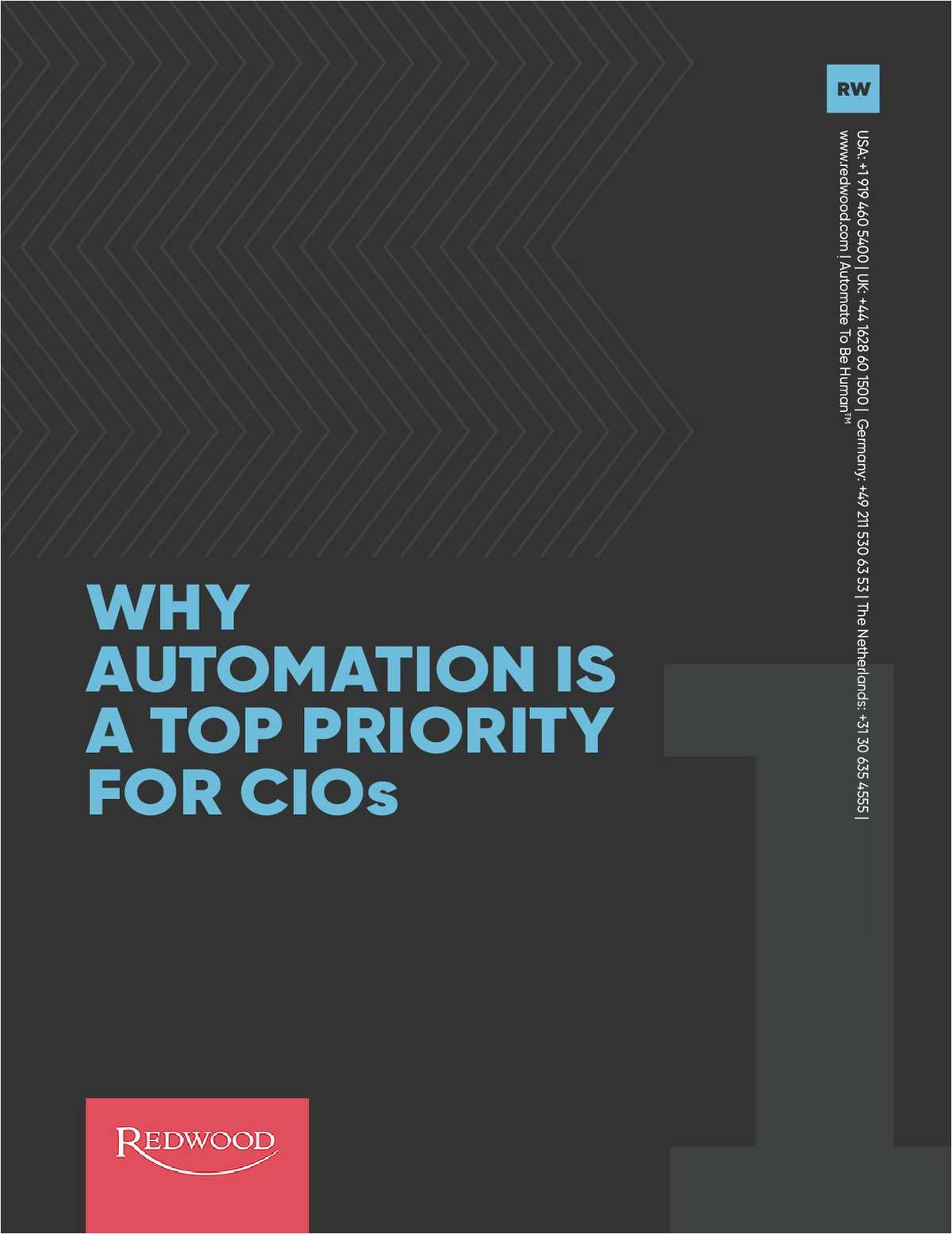 Why Automation Is a Top Priority for CIOs