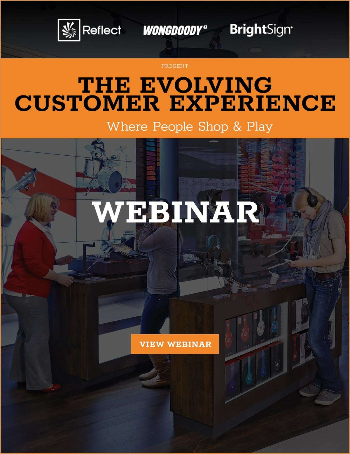 The Evolving Customer Experience - Where People Shop & Play