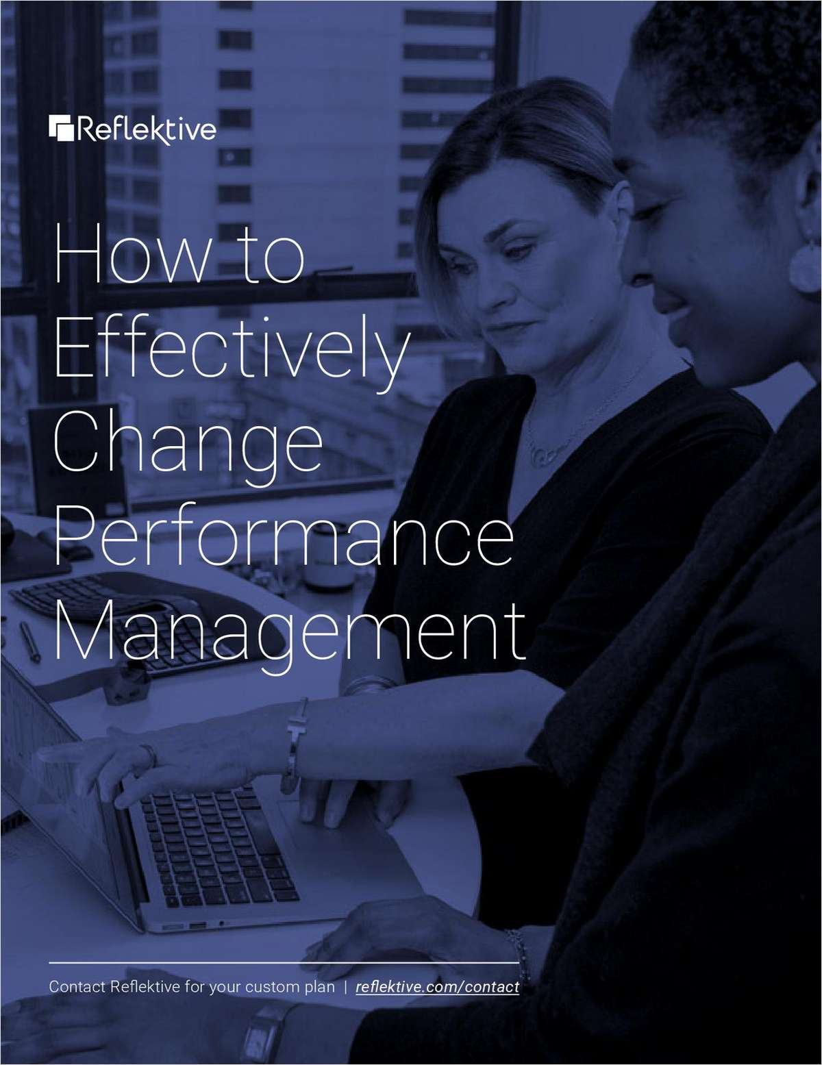 How to Effectively Change Performance Management