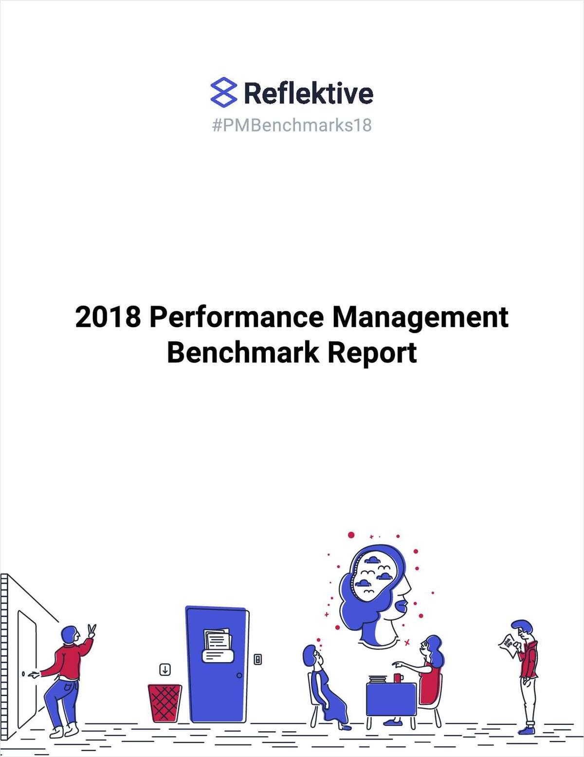 2018 Performance Management Benchmark Report