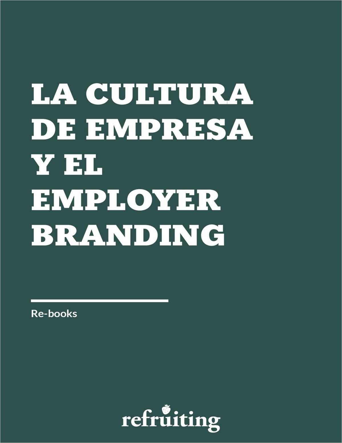 Cultura de empresa y Employer Branding