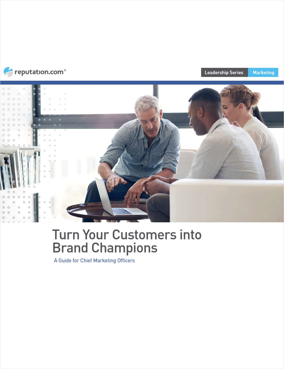 Turn Customers into Brand Champions