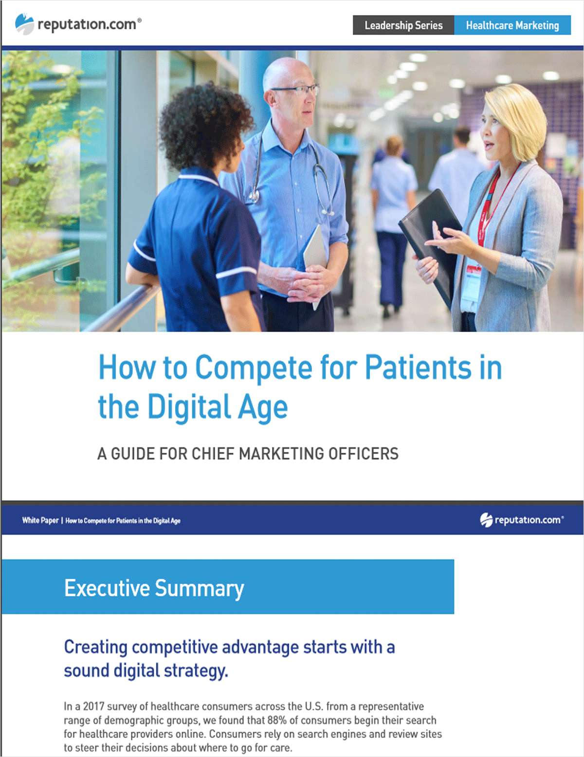 How to Compete for Patients in the Digital Age, Free
