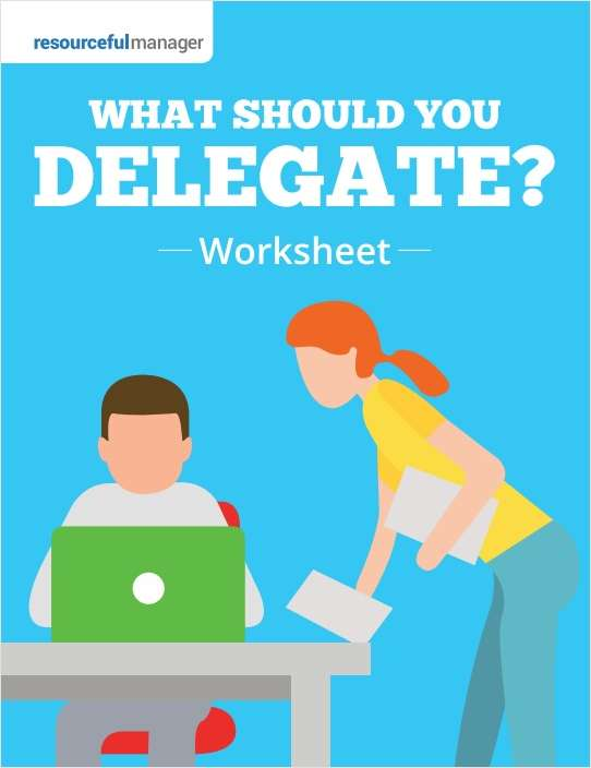 What Should You Delegate?