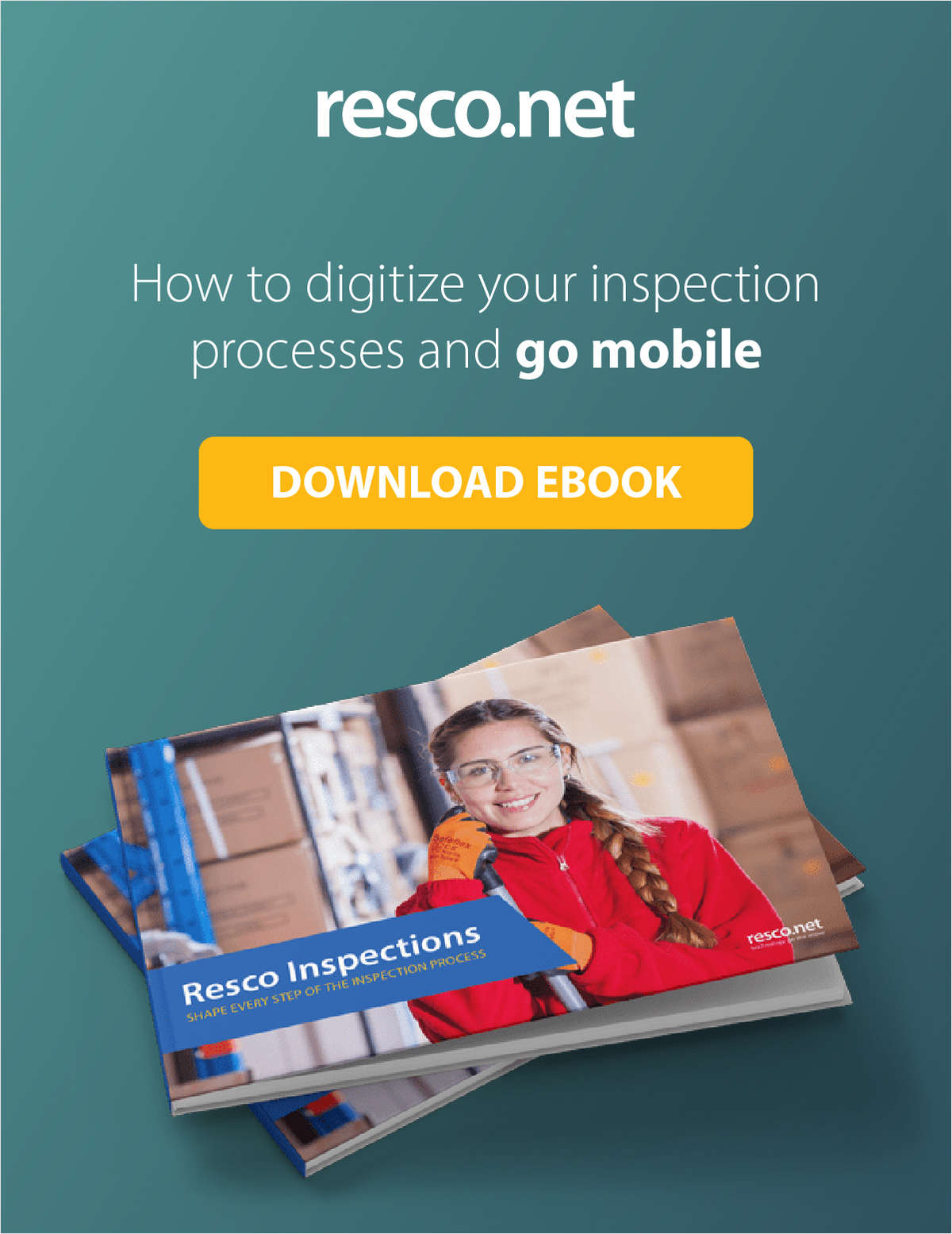 Go Digital, Become Mobile: A New Way to Quicker and Safer Inspections