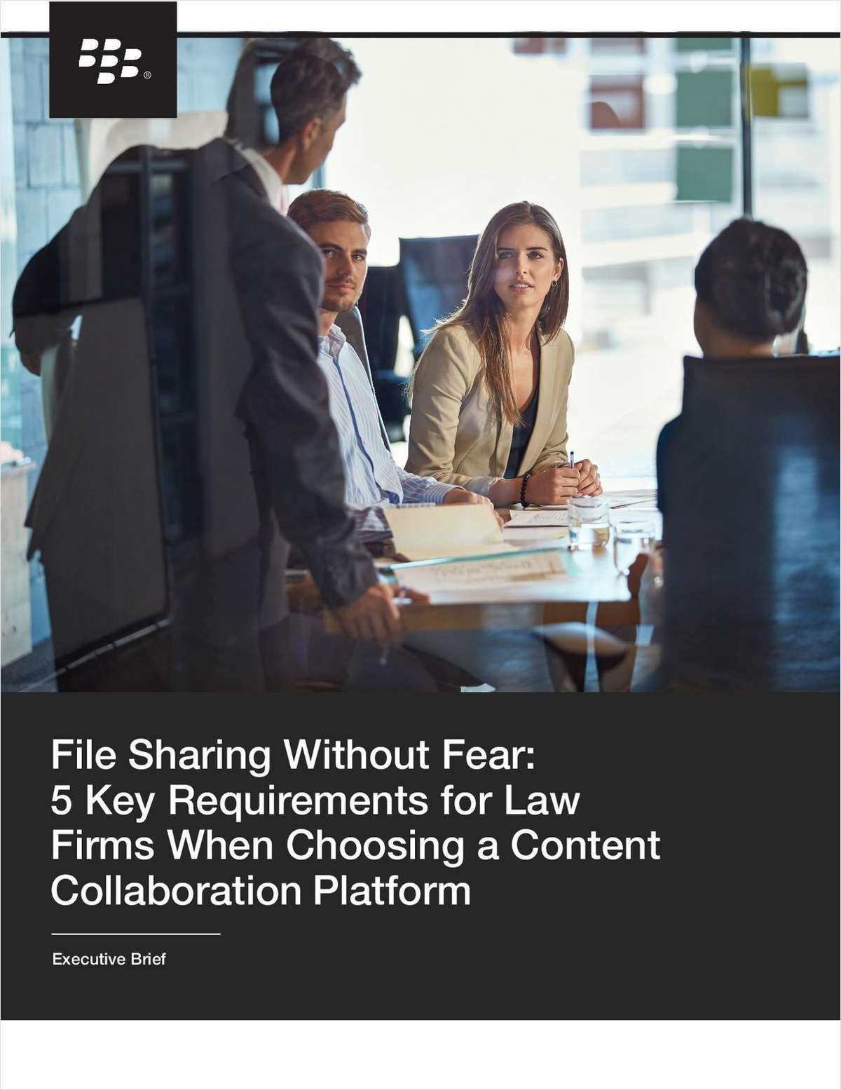 Five Non-Negotiable Requirements for Law Firm Content Collaboration Platforms