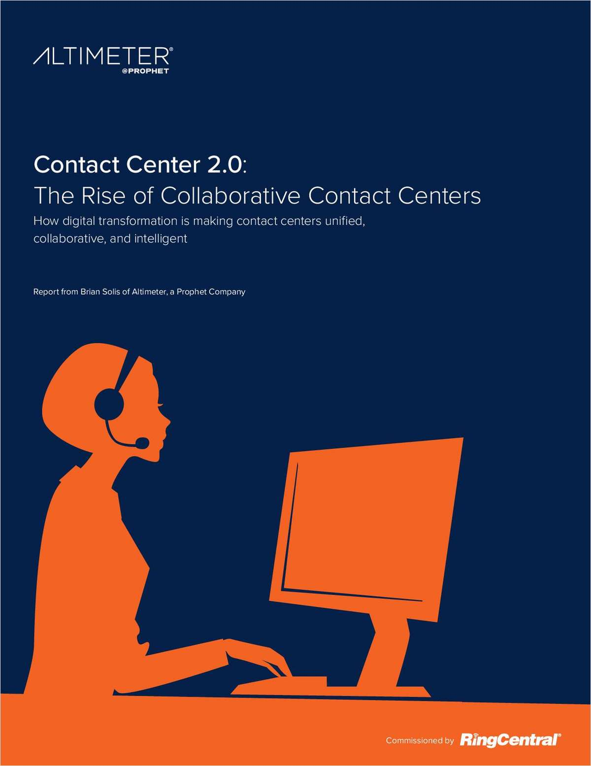 Contact Center 2.0, The Rise of Collaborative Contact Centers