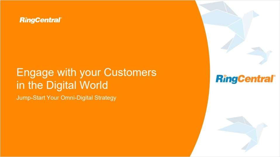 Better customer engagement is just a click away