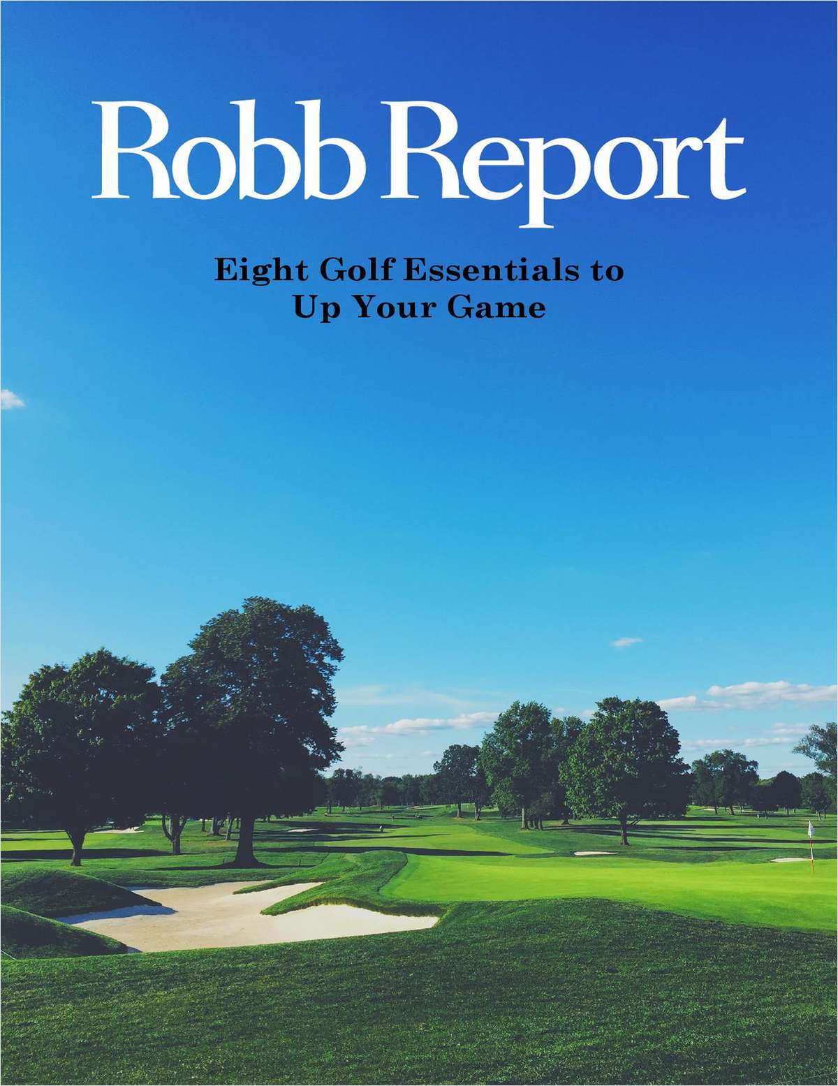 Eight Golf Essentials to Up Your Game