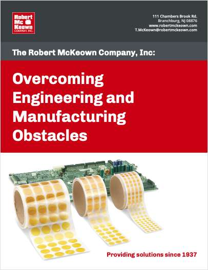 Overcoming Engineering & Manufacturing Obstacles