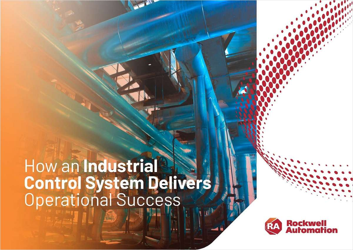 How an Industrial Control System Delivers Operational Success