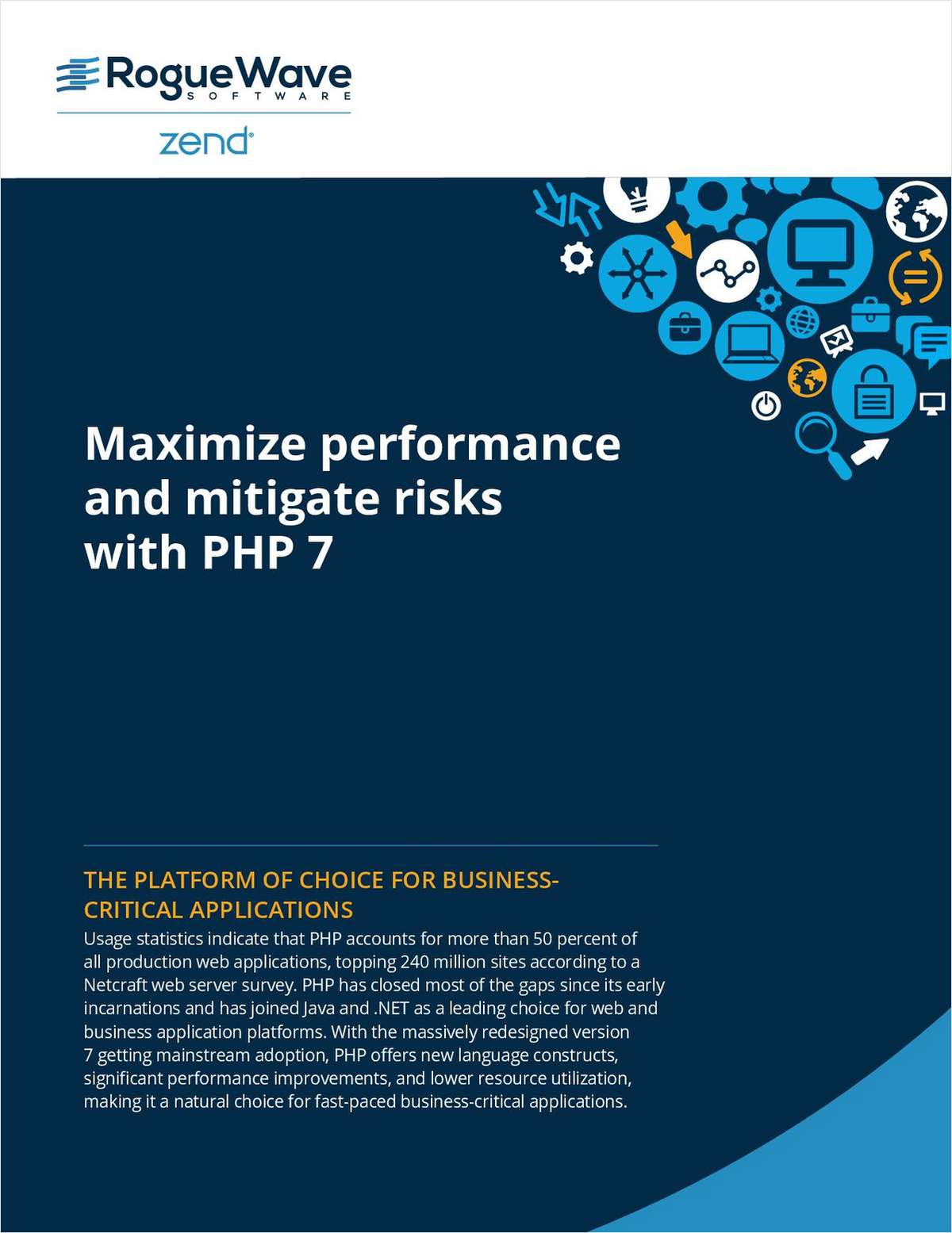 Maximize Performance and Mitigate Risks with PHP 7