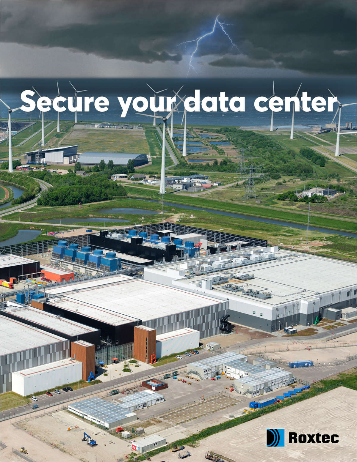 Paper on how to optimize water mitigation in data centers and avoid downtime