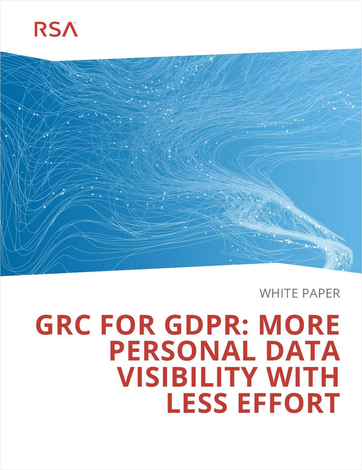 GRC for GDPR: More Personal Data Visibility with Less Effort