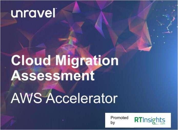 Unravel Cloud Migration Assessment: AWS Accelerator