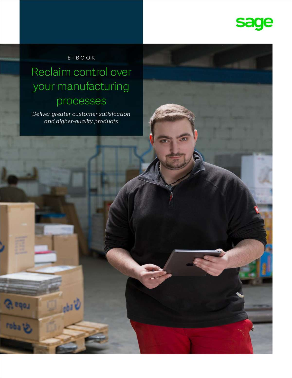 Reclaim Control Over Your Manufacturing Processes