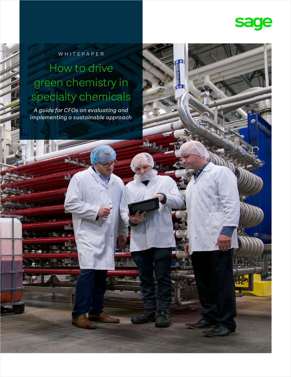 The Best Ways to Drive Green Chemistry in Specialty Chemicals