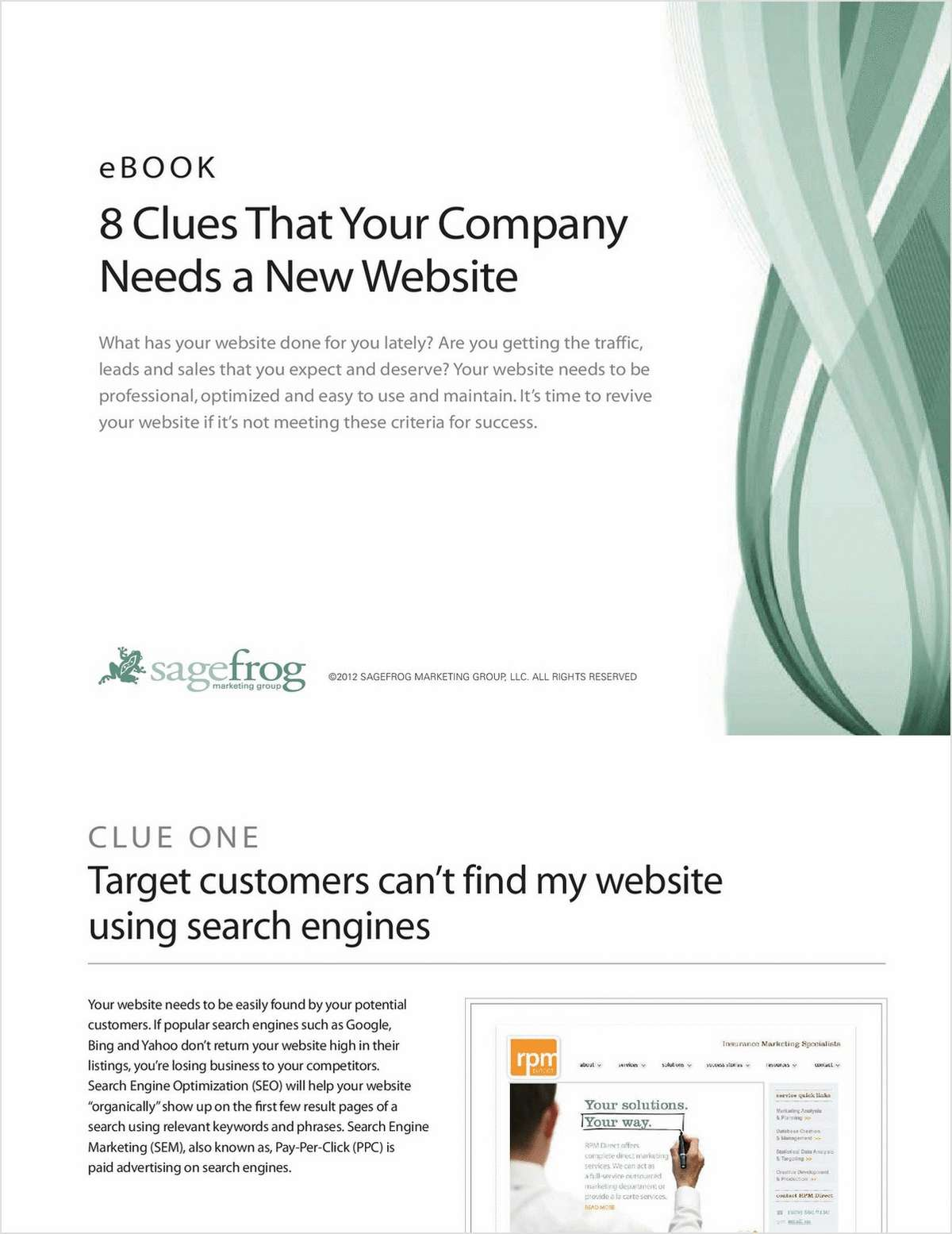 8 Clues That Your Company Needs a New Website