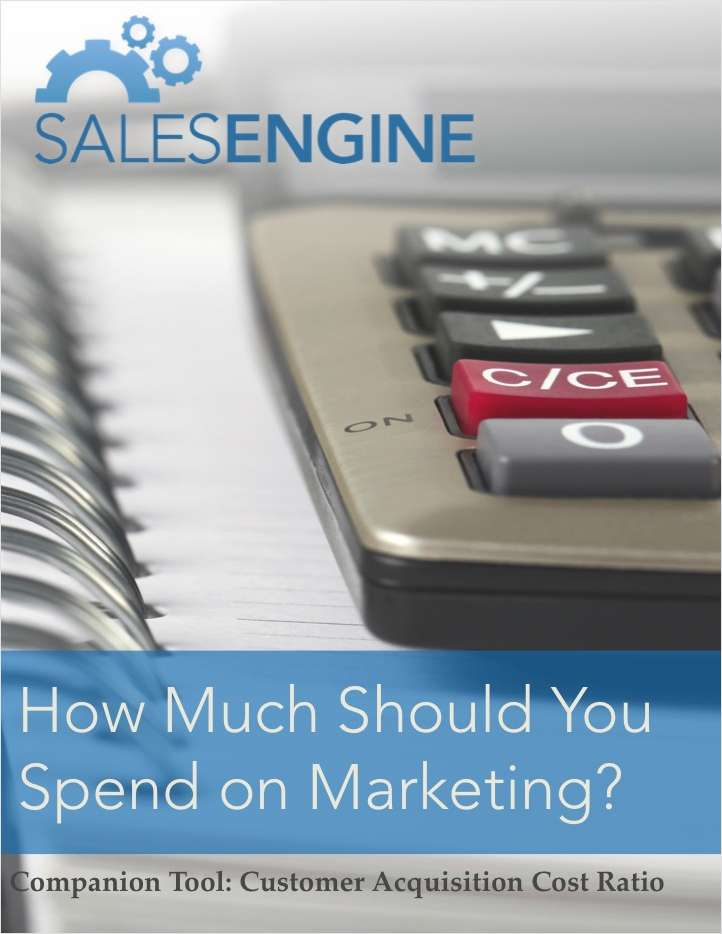 How Much Should You Spend on B2B Marketing