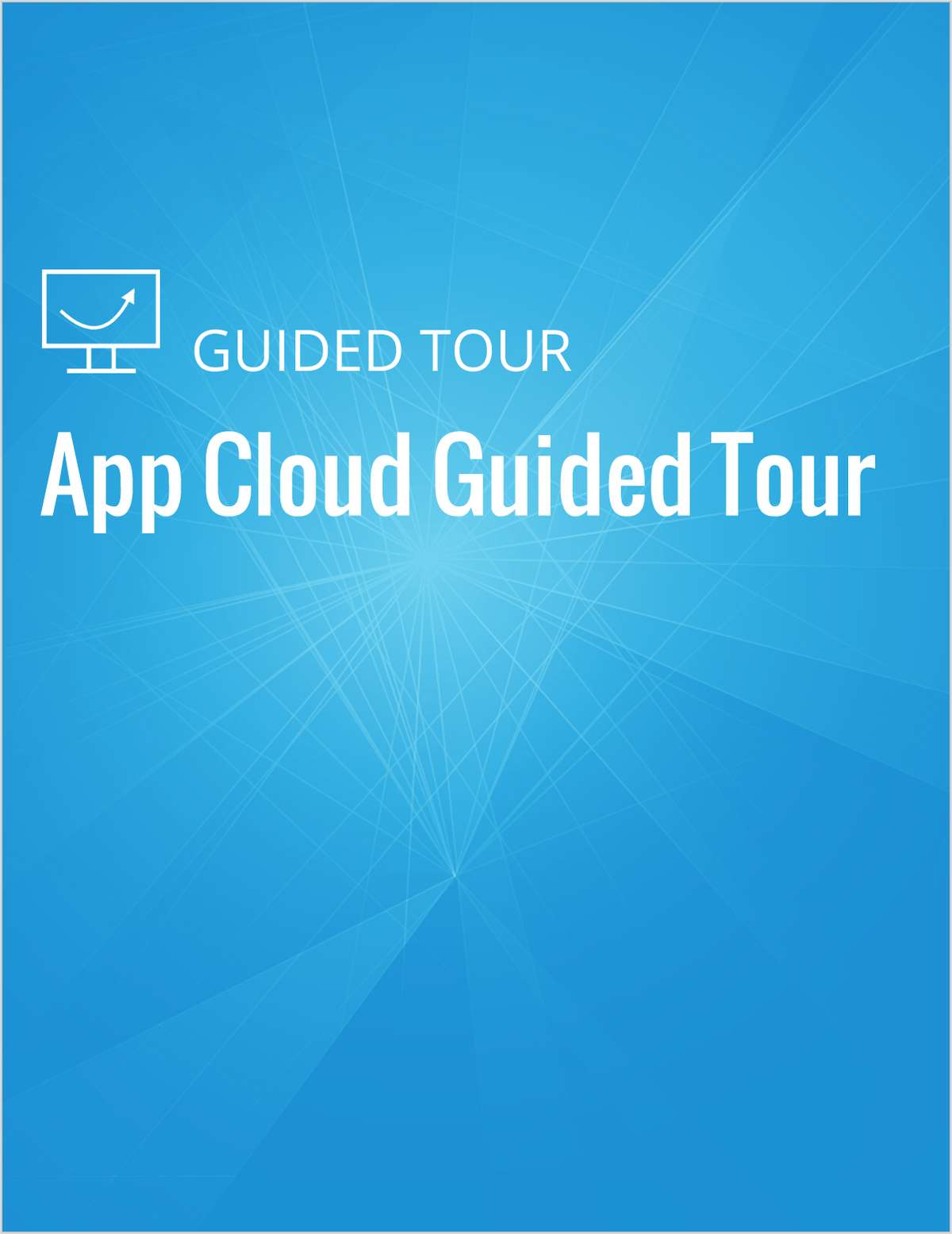 App Cloud Guided Tour
