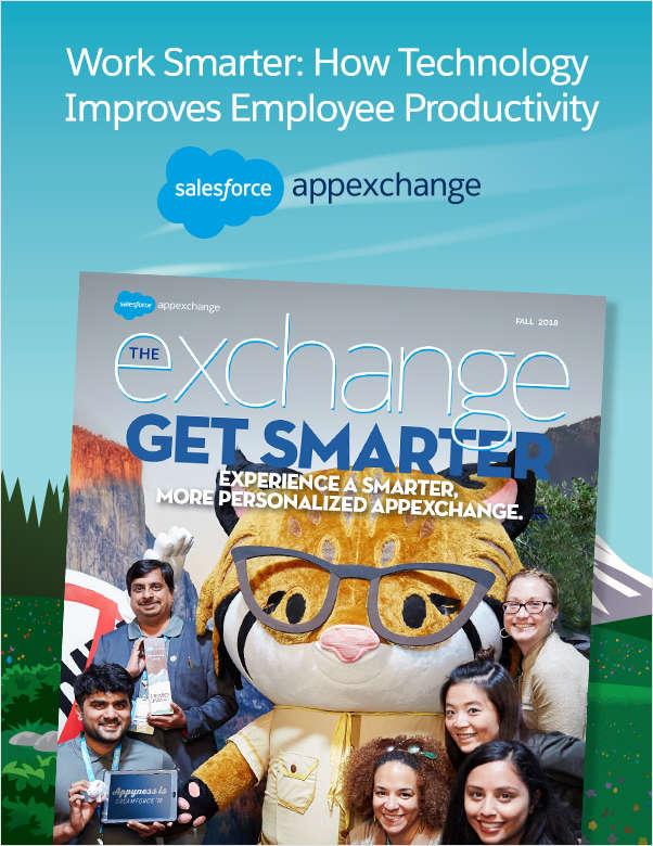 Work Smarter: How Technology Improves Employee Productivity