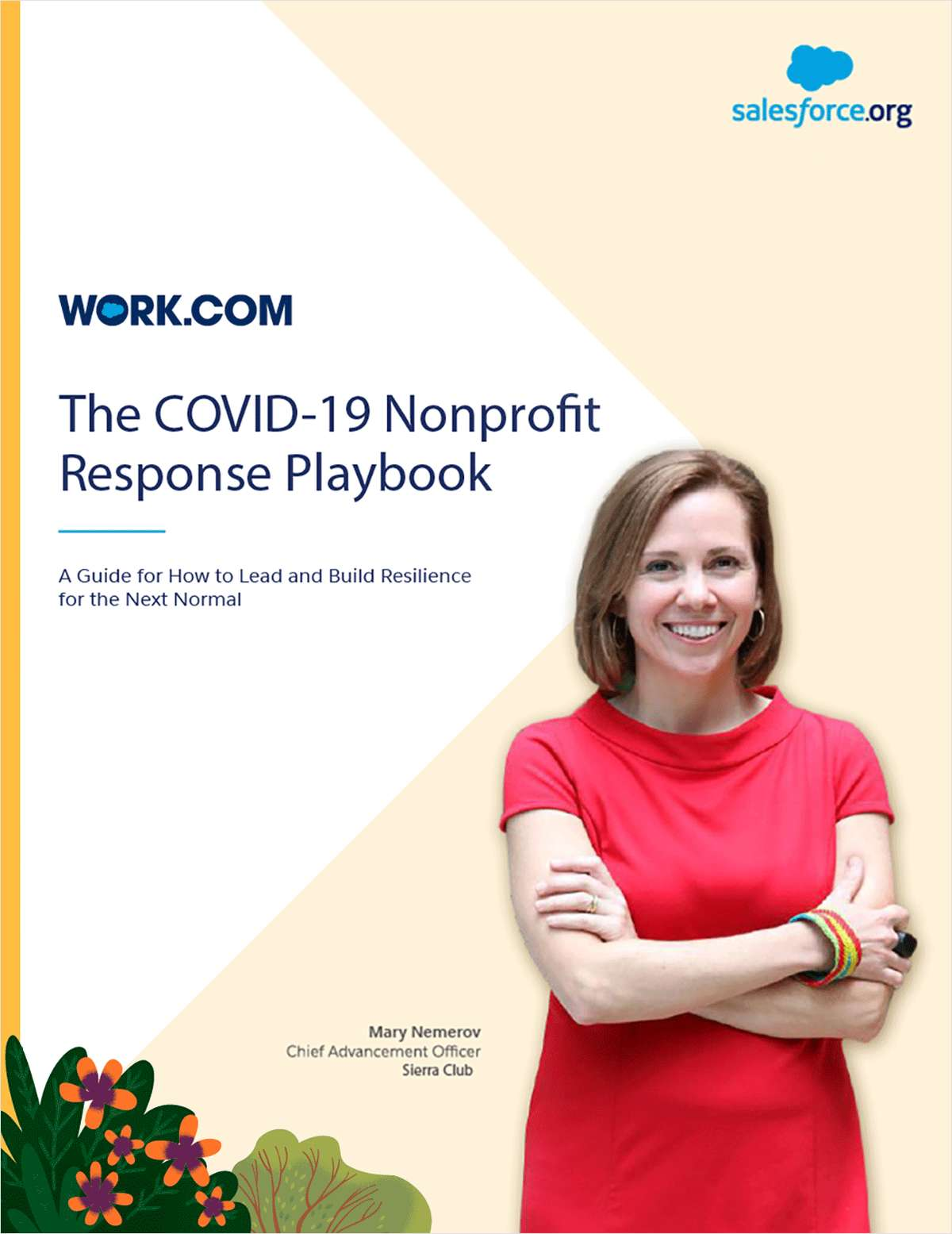 The COVID-19 Nonprofit Response Playbook