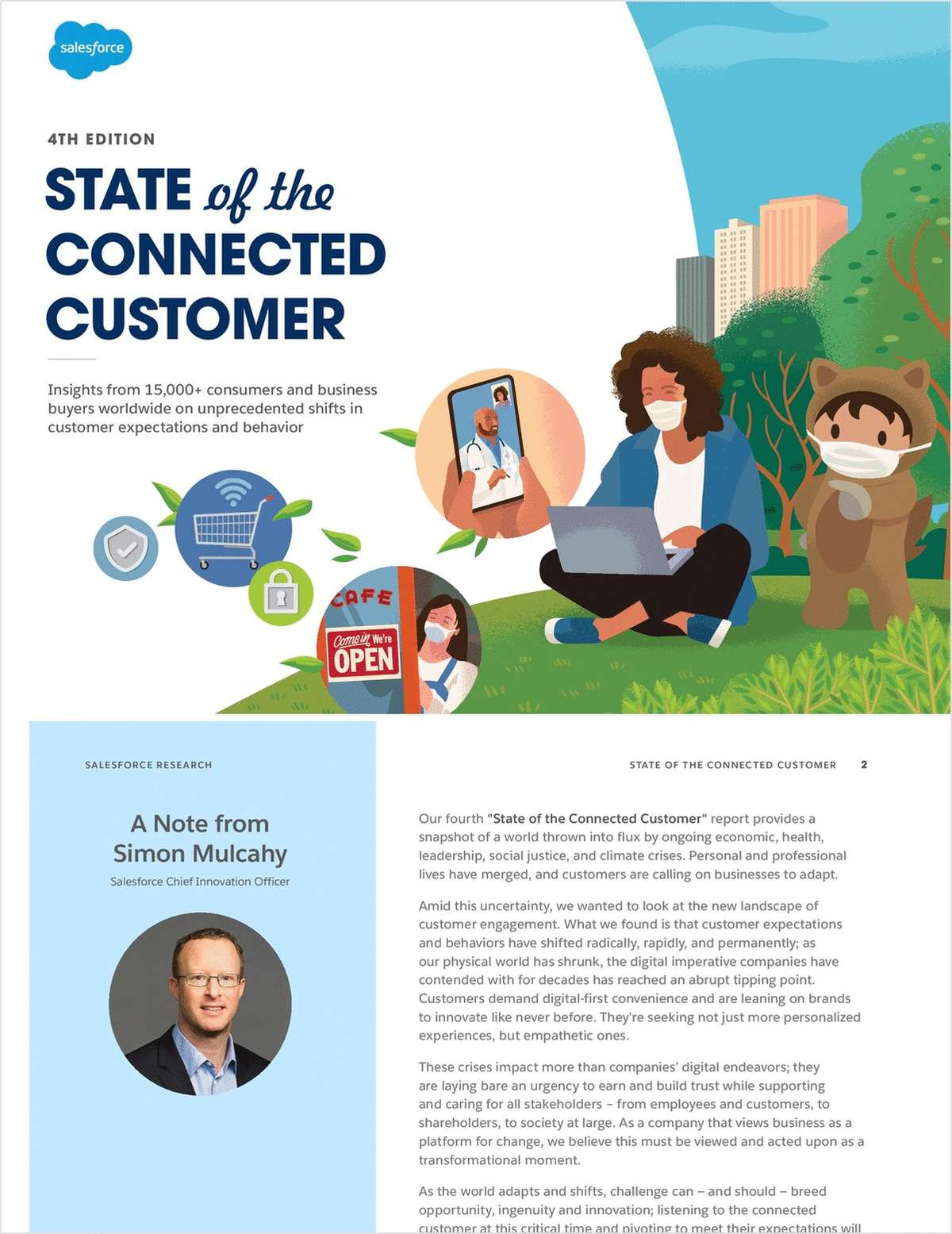 State of the Connected Customer: Fourth Edition