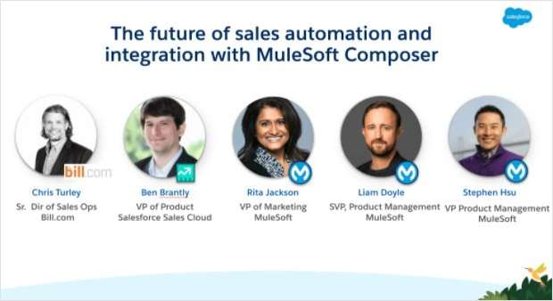 The Future of Sales Automation and Integration with MuleSoft Composer