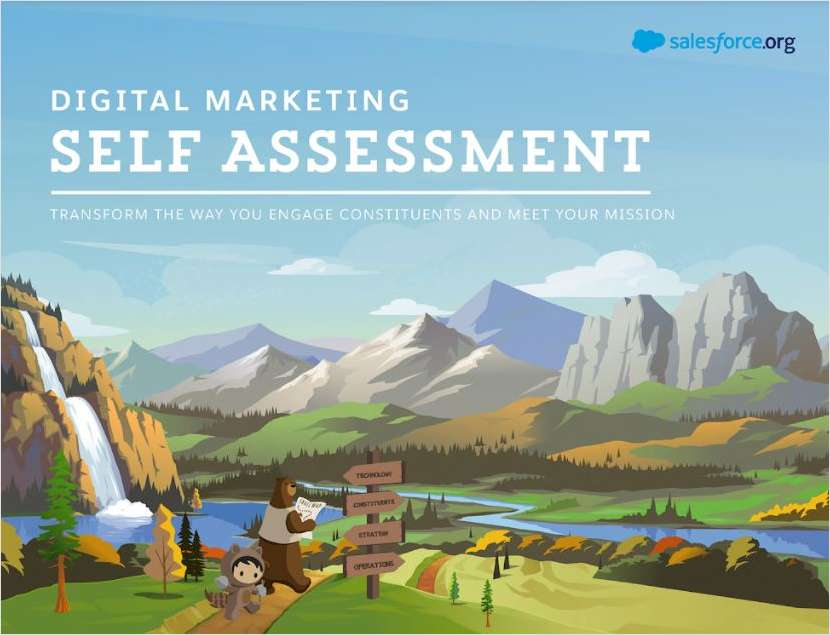 Nonprofit Digital Marketing Self-Assessment