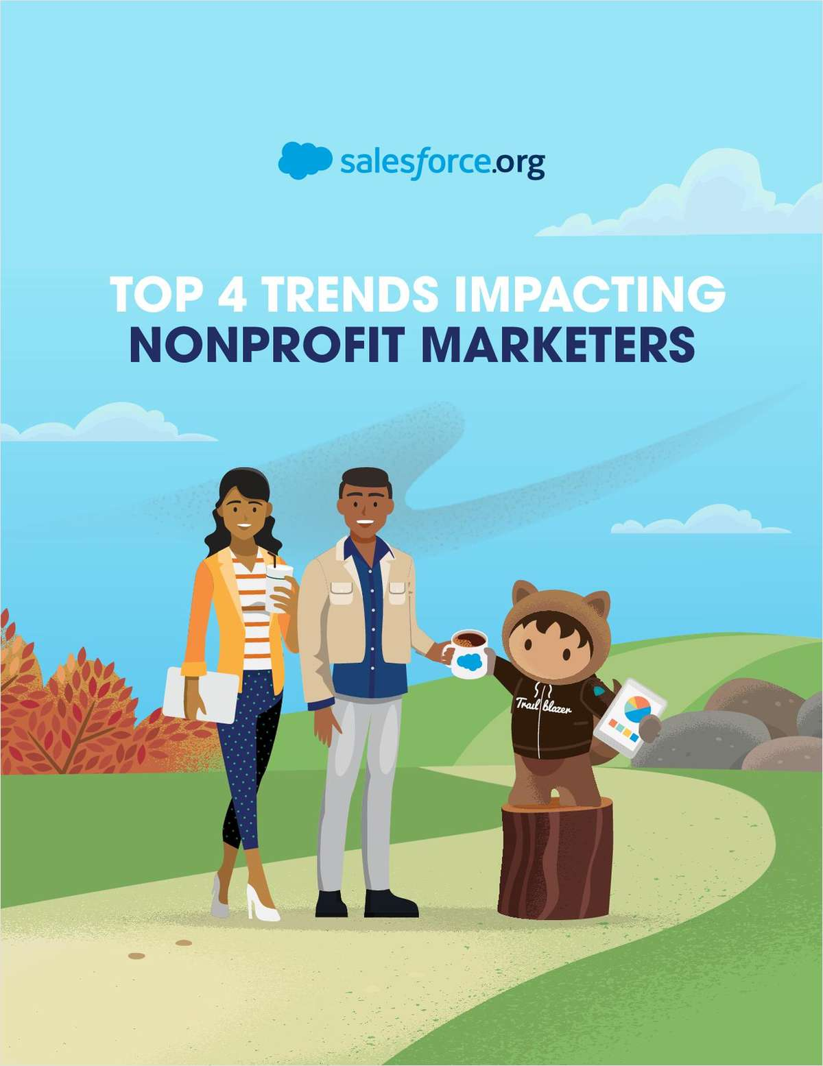 Top 4 Trends Impacting Nonprofit Marketers