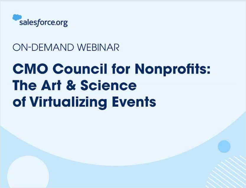The Art & Science of Virtualizing Events for Nonprofits