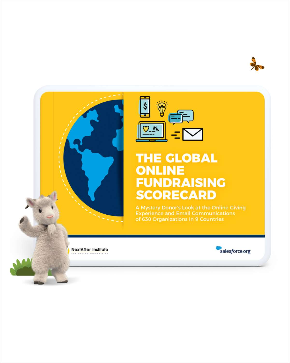 The Global Online Fundraising Scorecard