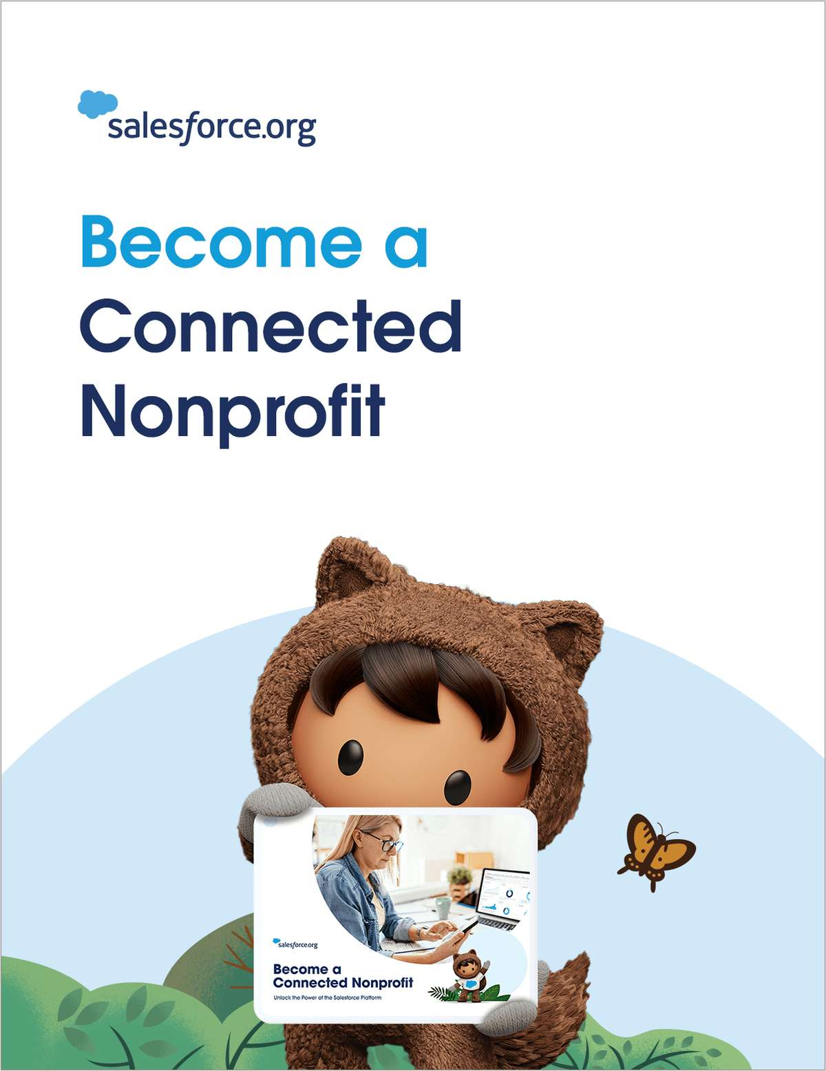 Become a Connected Nonprofit