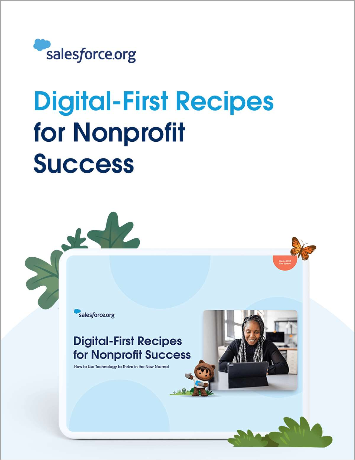 Digital-First Recipes for Nonprofit Success