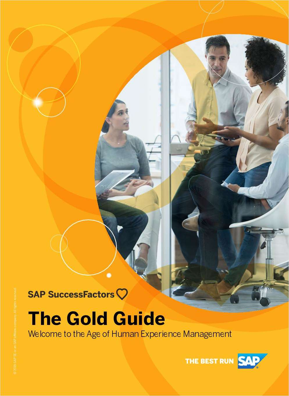 The Gold Guide: Welcome to the Age of Human Experience Management