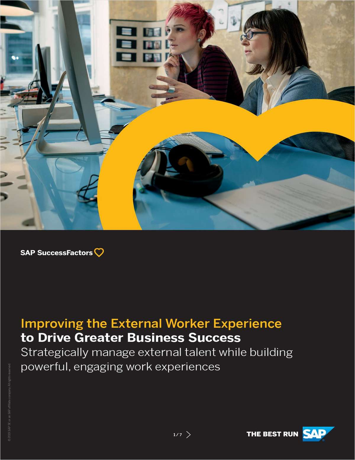 Improving the External Worker Experience to Drive Greater Business Success