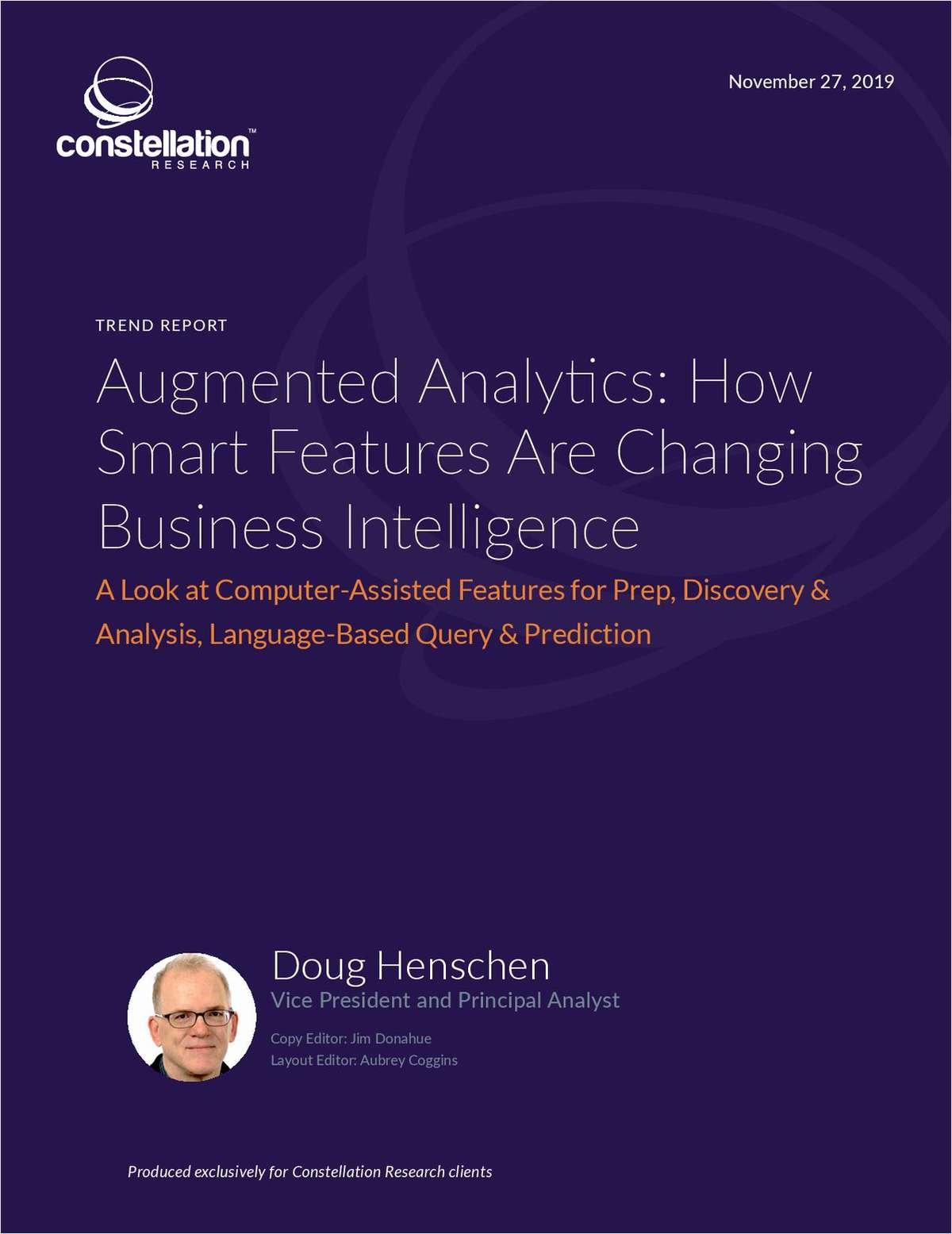 How Smart Features Are Changing Business Intelligence