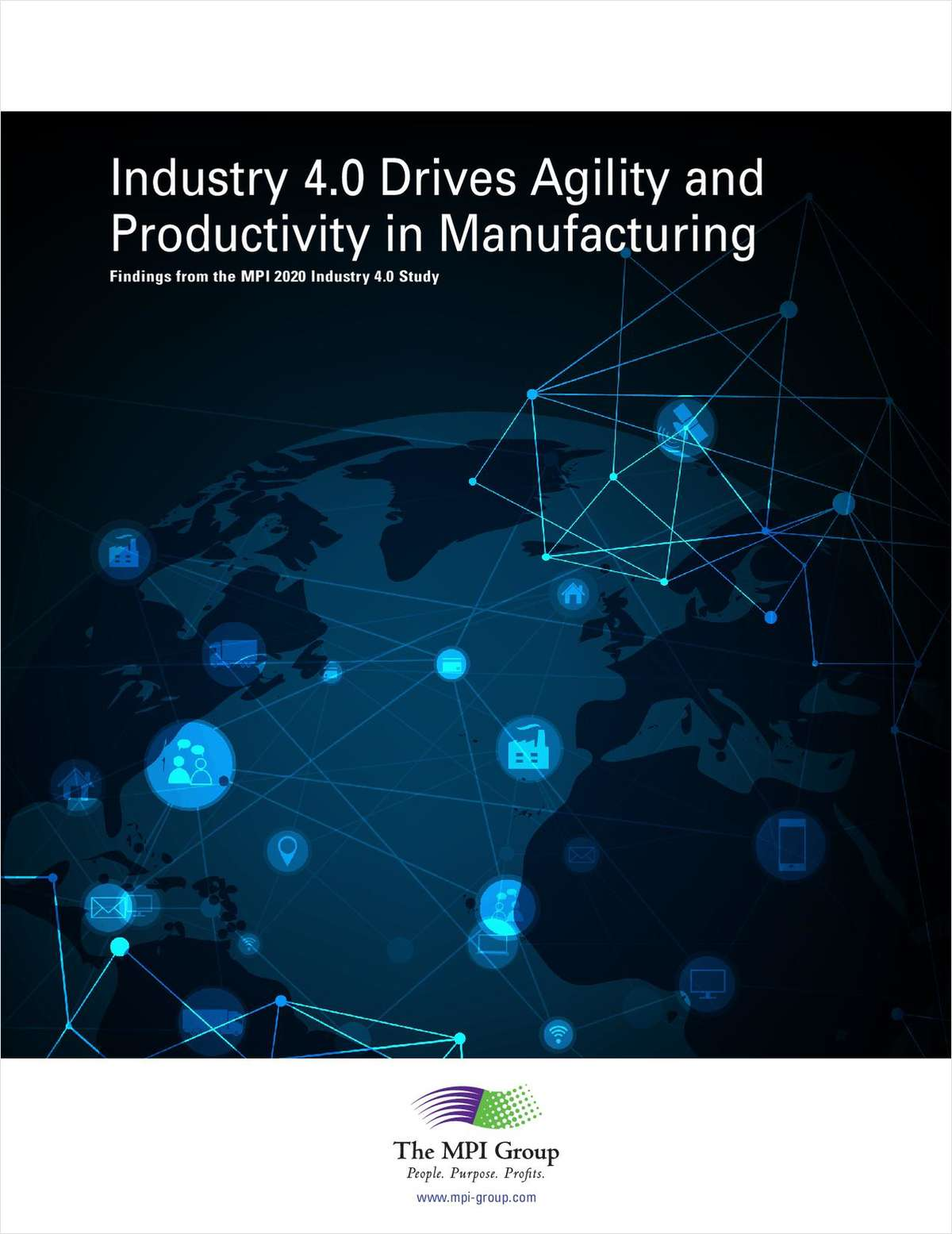 Industry 4.0 Drives Agility and Productivity in Manufacturing